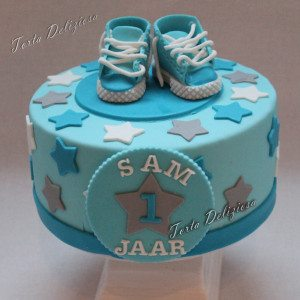Sam 1 jaar all stars gympies