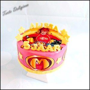 Mega Mindy taart