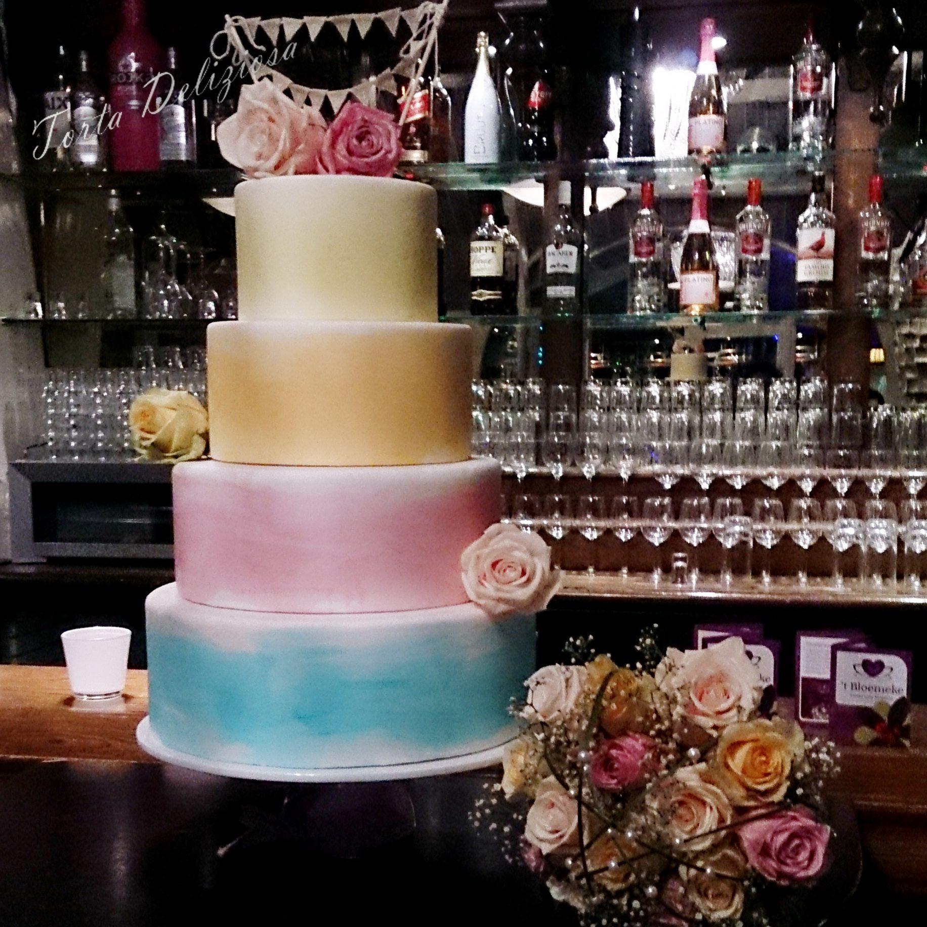 Meer dan 1000 afbeeldingen over Torta Deliziosa op