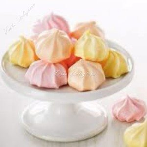 meringue kisses kleur