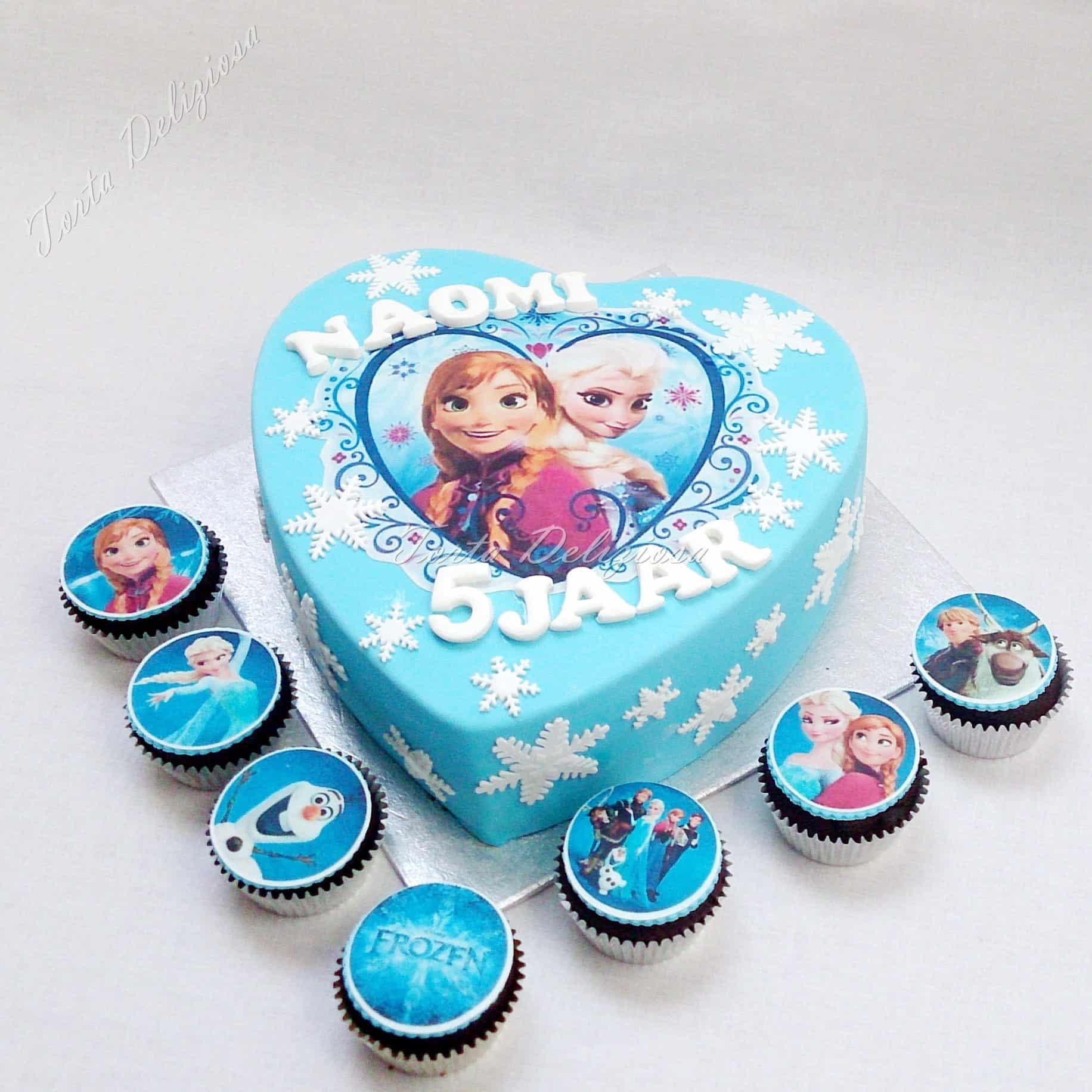 Taarten Amp Cakes Torta Deliziosa