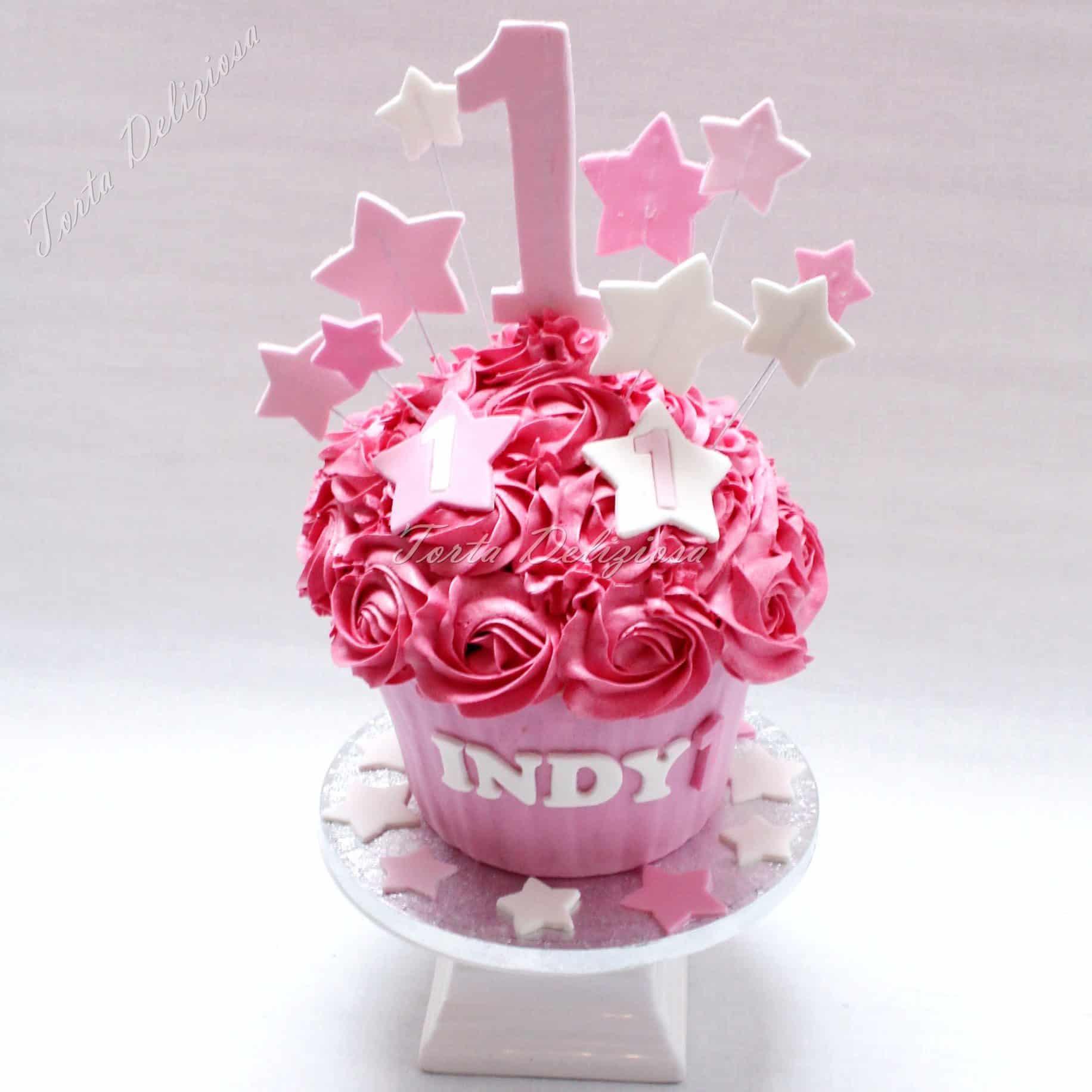 1 jaar taart Taarten & Cakes   Torta Deliziosa 1 jaar taart