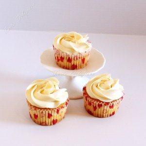 Cupcake citroen