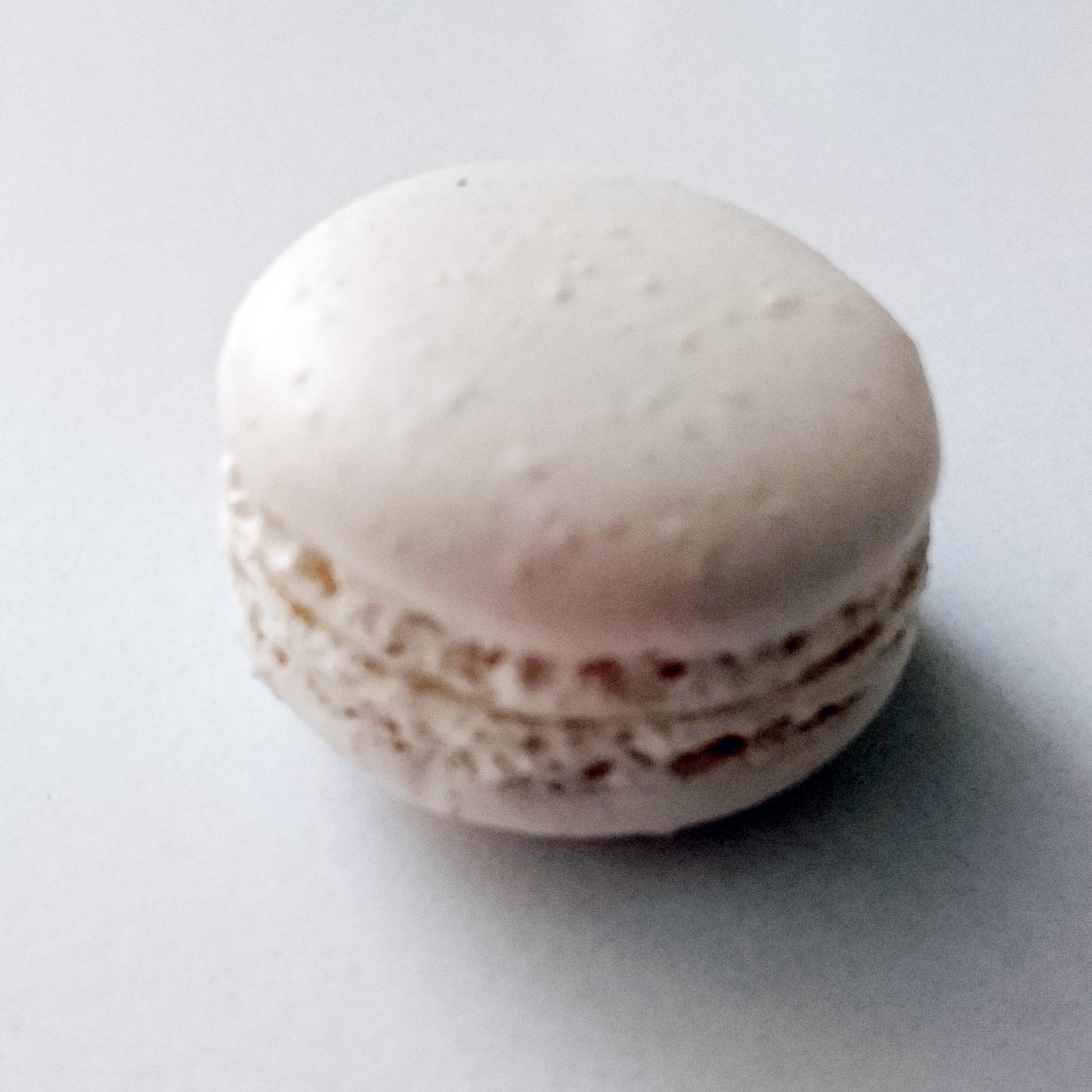 witte macaron