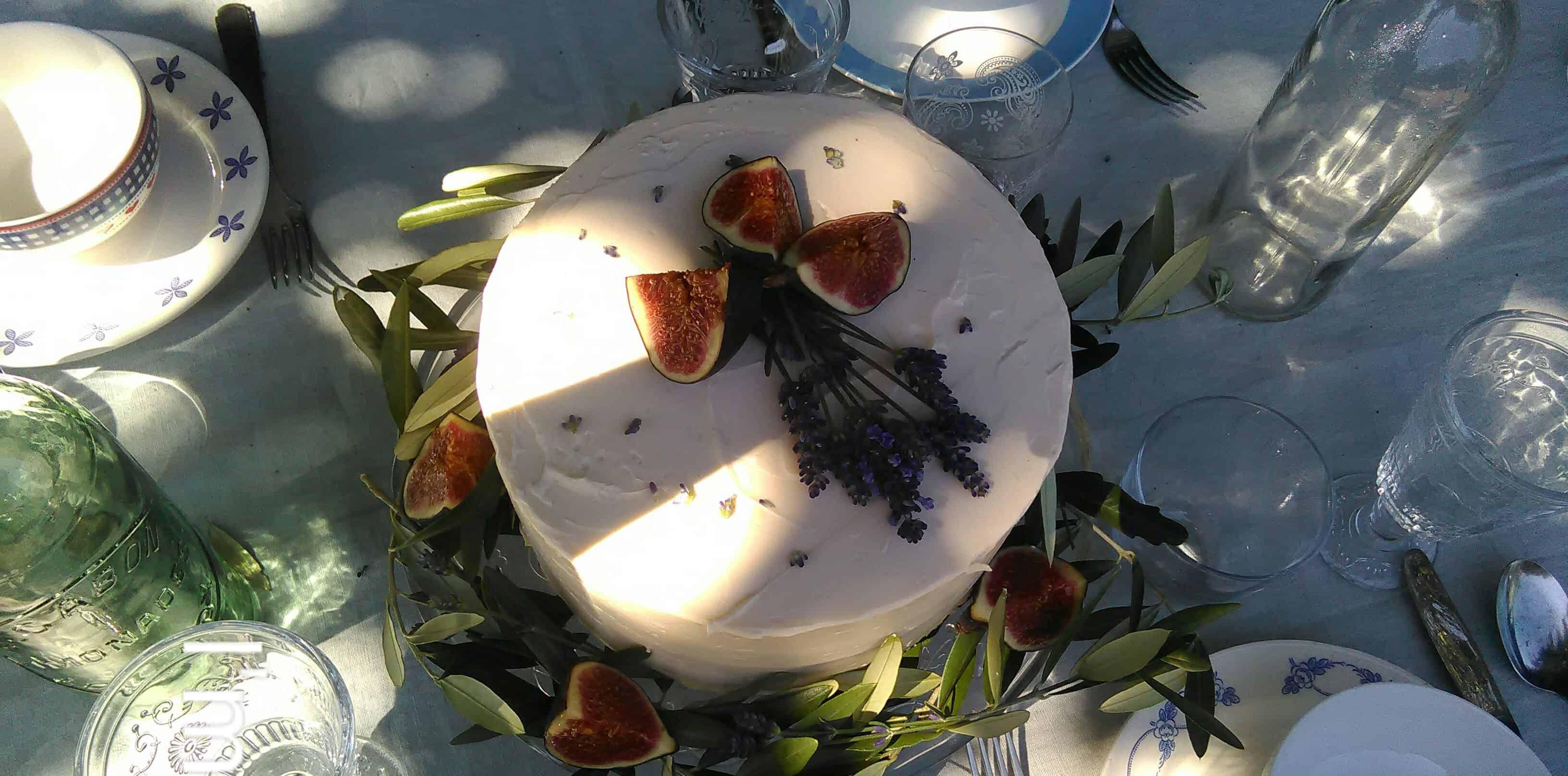 TortaDeliziosa Uitvaarttaarten Veigen lavendel olijven taart
